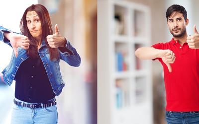 MUŠKARCI vs. ŽENE: donošenje odluke o kupnji